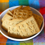 "Gluten Free Vegan ""Wheat Thin"" crackers (copycat)"