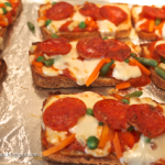 Gluten Free Pizza Boats