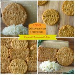 Gluten Free Rosemary Cheese Crackers