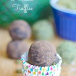 Chocolate Avocado Truffles (gluten/ dairy/ nut free Vegan)