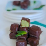Mint Meltaways with Avocado Paleo and Grain Free