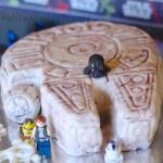 Star Wars Millennium Falcon Cake Gluten Free Eggless