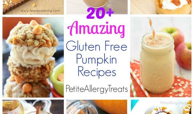 Gluten Free Pumpkin Recipes Over 20 Amazing Recipes