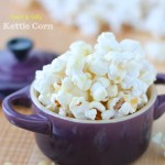 Kettle Corn (gluten free vegan)