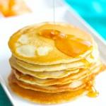 Life Saving Pancakes (Gluten Free Egg Free Vegan)