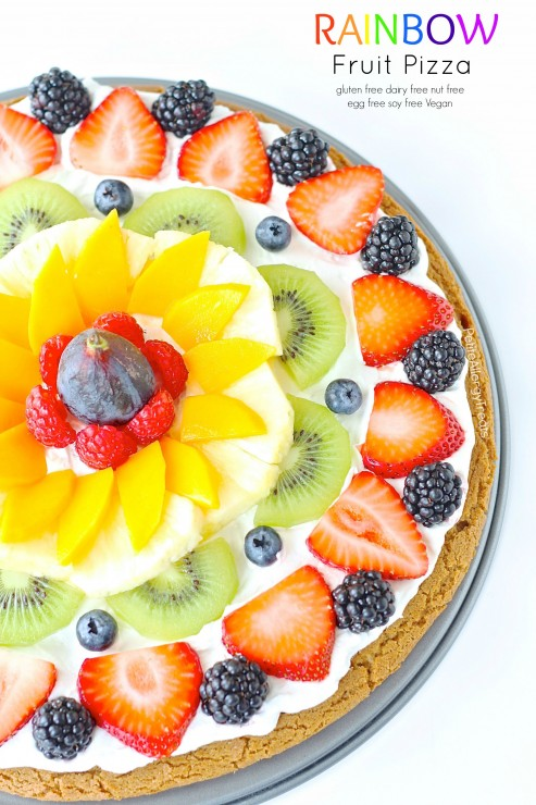 Fruit Pizza 7words
