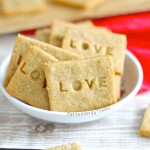 Gluten Free Crackers (Wheat Thin Copycat Vegan)