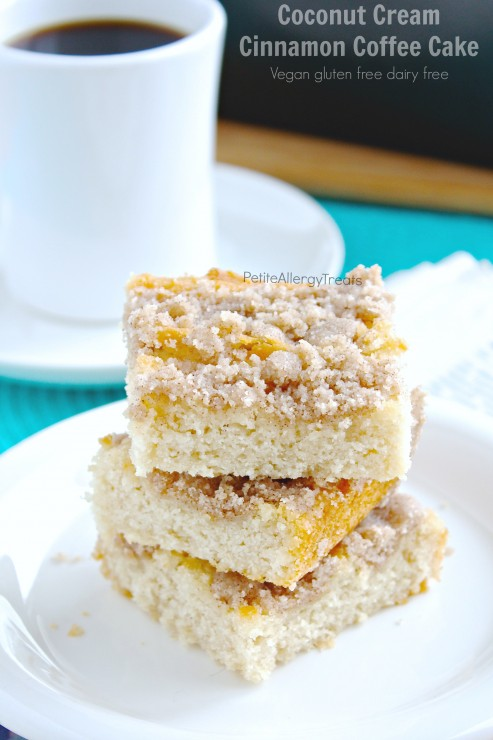 Coconut Coffee Cake 1 words