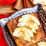 Gluten Free Danish Apple Pie Tart
