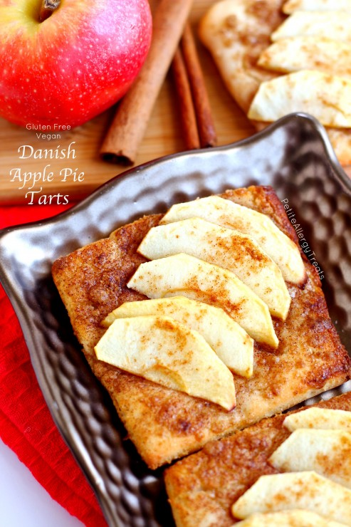 Danish Apple Pie Tart 1words