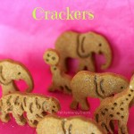 Gluten Free Vegan Animal Graham Crackers