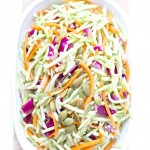 Light Broccoli Slaw