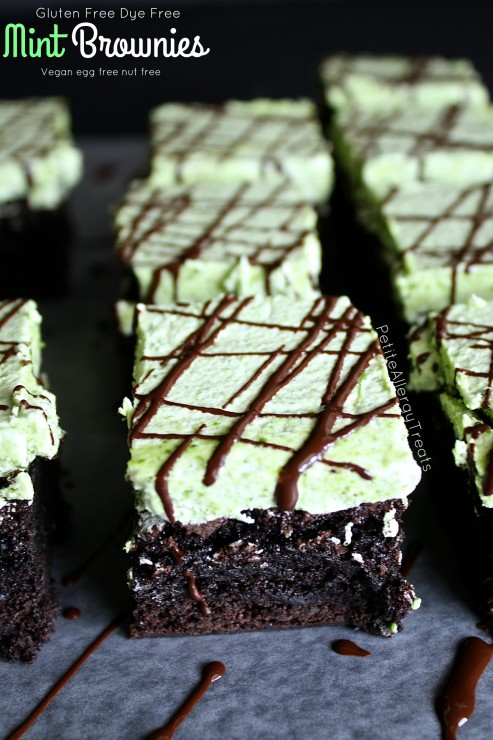 Mint Brownies 1