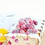 Gluten Free Orange Cranberry Bread
