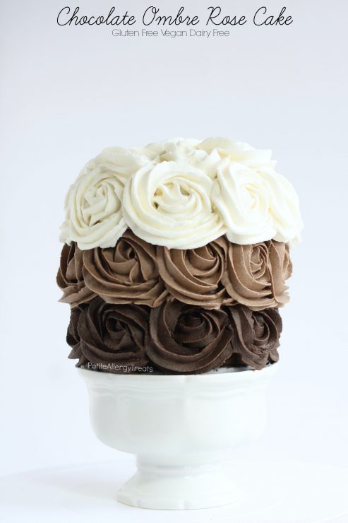 Chocolate Rose Cake 1.0