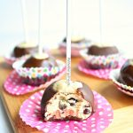 Gluten Free Cookie Dough Pops (Vegan)