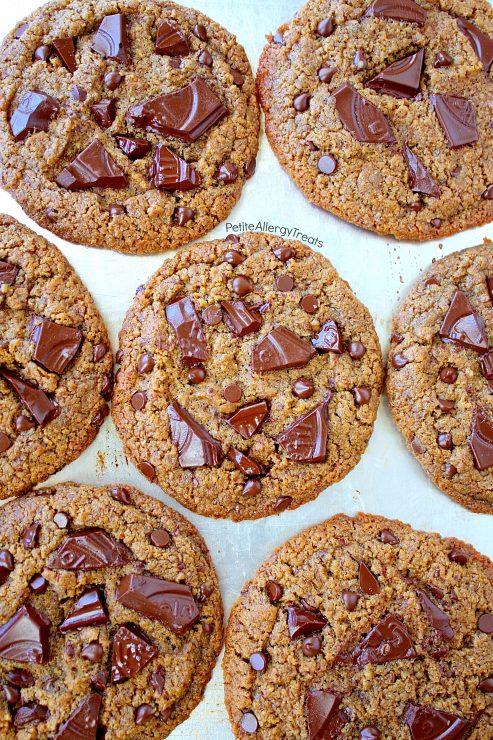 Protein Chocolate Chunk Cookies 5