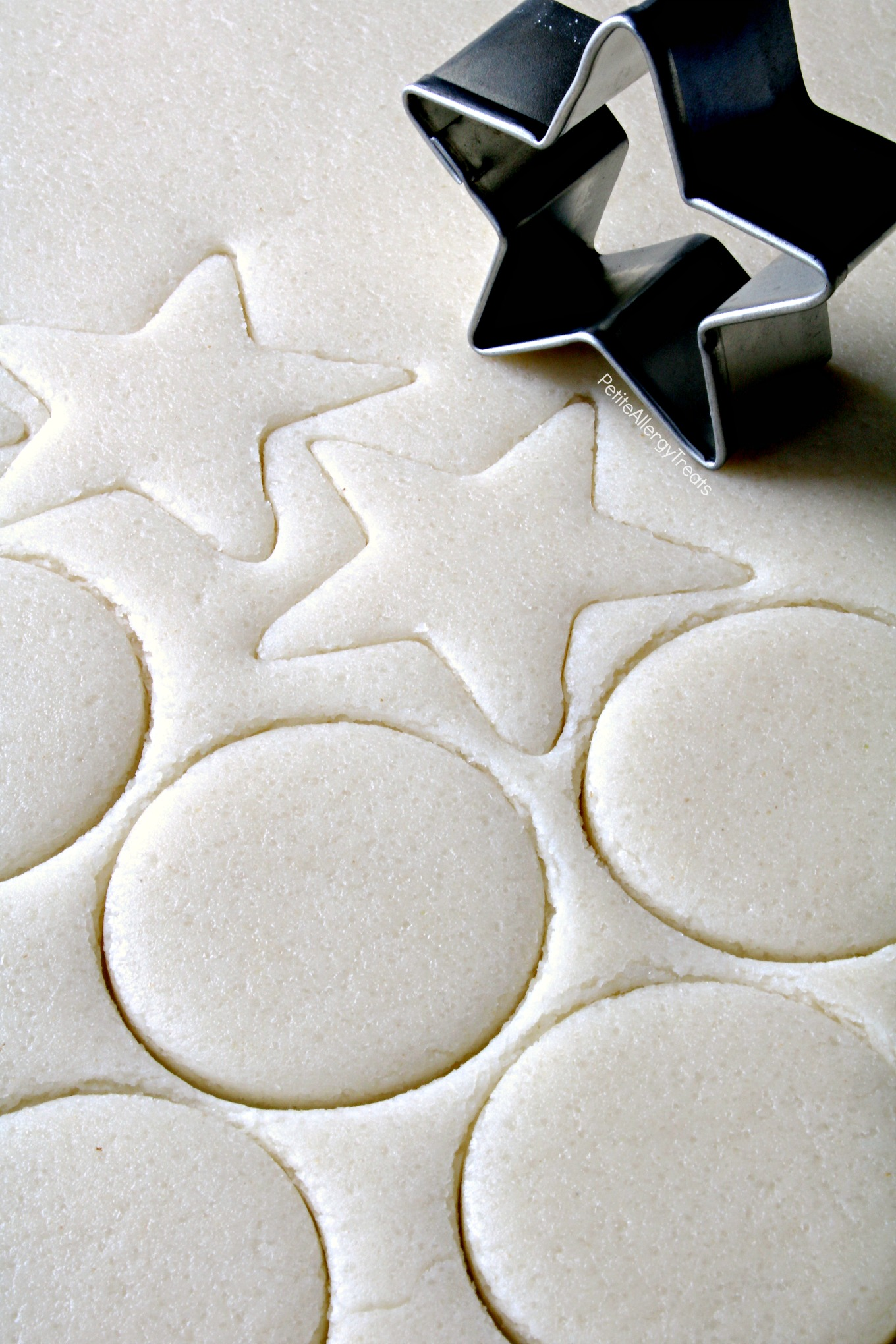 Gluten Free Roll out Sugar Cookies Recipe w/ egg free Royal Icing (vegan dairy free egg free)- BEST roll out sugar cookies! Perfect for Christmas. Food Allergy friendly.