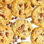 Gluten Free Espresso Chocolate Chip Cookies