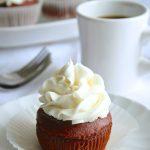 Gluten Free Red Velvet Cupcakes (Vegan Dairy Free)